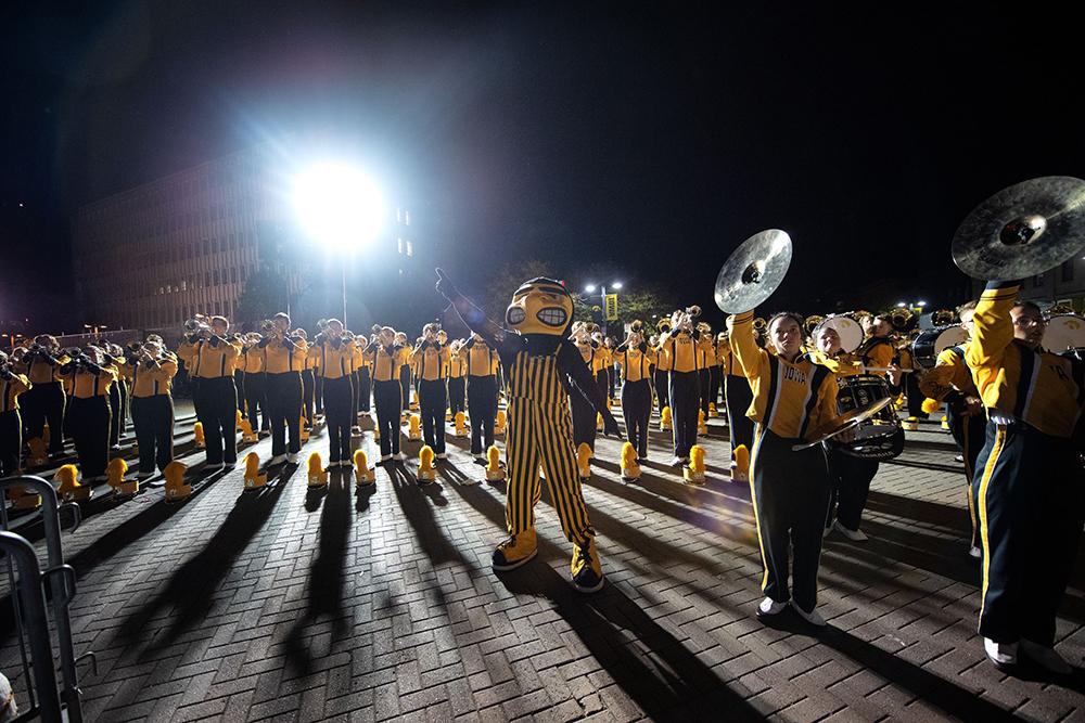 Homecoming Parade and Concert (Lavish), Friday October 19, 2018